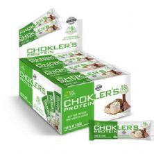 Barra de Proteína Choklers Protein - 12 unidades 60g Torta de Limão - Mix Nutri