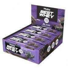Barra Proteica Best Whey - 12 Barras 32g Brownie de Chocolate - Atlhetica Nutrition