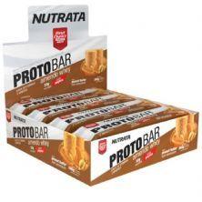 Barra Proto Bar - 8 Unidades de 70g Peanut Butter com Amendoim - Nutrata