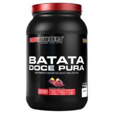 Batata Doce Puro - 700g Natural - BodyBuilders