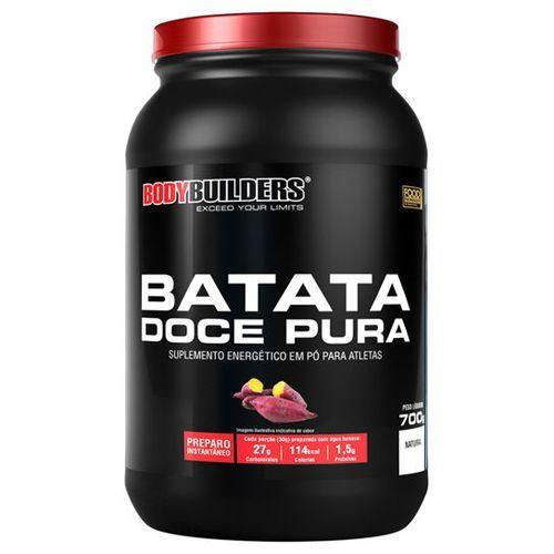 Batata Doce Puro - 700g Sem Natural - BodyBuilders