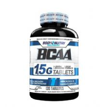 BCAA - 1,5g 120 Tabletes - Body Nutry