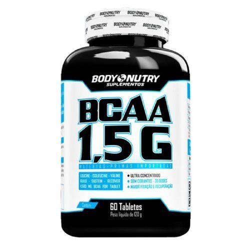 BCAA - 1,5g 60 Tabletes - Body Nutry no Atacado