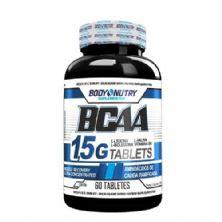 BCAA - 1,5g 60 Tabletes - Body Nutry*** Data Venc. 04/05/2019