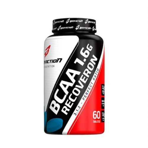 BCAA 1.6G Recoveron - 60 Tabletes - BodyAction no Atacado