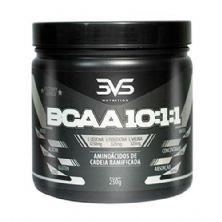 BCAA 10:1:1 - 250g Morango - 3VS Nutrition