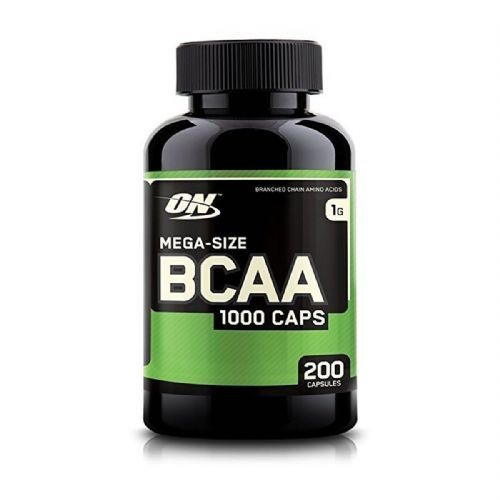 BCAA 1000 - 200 Cápsulas - Optimum Nutrition no Atacado