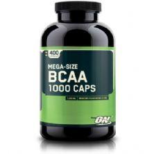 BCAA 1000 - 400 Cápsulas - Optimum Nutrition