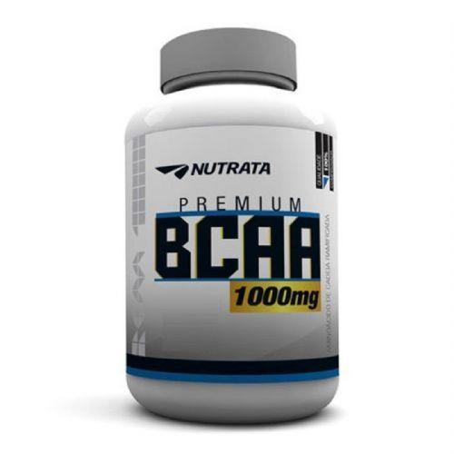 BCAA 1000mg - 60 Tabs - Nutrata no Atacado