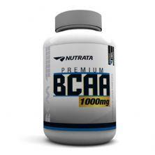 BCAA 1000mg - 60 Cápsulas - Nutrata