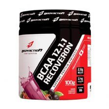 BCAA 12:1:1 Recoveron - 100g Açaí c/ Guaraná - BodyAction