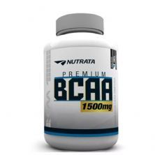BCAA 1500mg - 60 Tabletes - Nutrata*** Data Venc. 30/12/2019