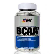 BCAA - 180 Cápsulas - GAT