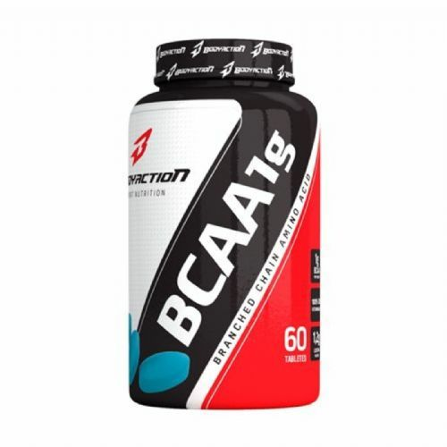 BCAA 1G - 60 Tabletes - BodyAction no Atacado