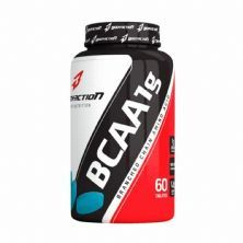 BCAA 1G - 60 Tabletes - BodyAction