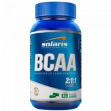 Bcaa 2:1:1 - 120 caps - Solaris Nutrition