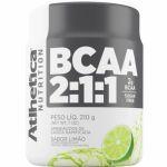 BCAA 2:1:1 - 210g Limão - Atlhetica Nutrition no Atacado
