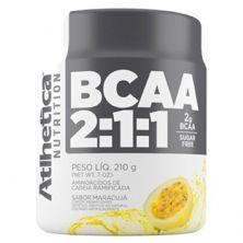 BCAA 2:1:1 - 210g Maracujá - Atlhetica Nutrition
