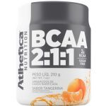 Kit 10X BCAA 2:1:1 - 210g Tangerina - Atlhetica Nutrition