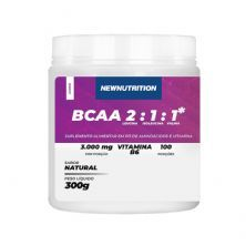 BCAA 2:1:1 - 300g Natural - NewNutrition