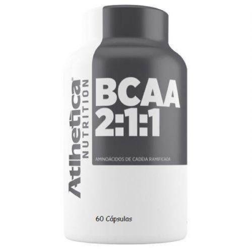 Bcaa 2:1:1 - 60 Cápsulas - Atlhetica Nutrition no Atacado
