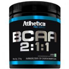 BCAA 2:1:1 Pro Series - 210g Limão - Atlhetica Nutrition