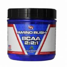 Amino Rush BCAA 2:2:1 - 227g Wild Grape - VPX