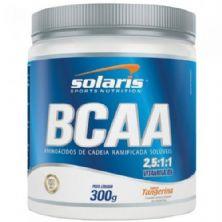 BCAA 2,5:1:1 em pó - 300g Tangerina - Solaris Nutrition