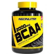 BCAA 2000mg - 60 Tabletes - NeoNutri