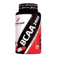 BCAA 2400 - 200 Cápsulas - BodyAction