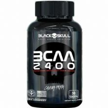 Bcaa 2400 - 30 Tablets - Black Skull*** Data Venc. 30/05/2021
