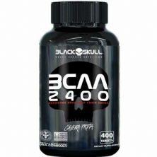 BCAA 2400 - 400 Tabletes - Black Skulll