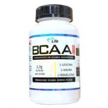 BCAA 2700 - 120 Cápsulas - Mlife (vencimento 31/1/2016)