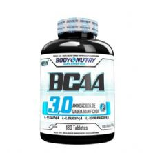 BCAA 3,0 - 180 Tabletes - Body Nutry