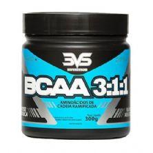BCAA 3:1:1 - 300g Morango - 3VS Nutrition