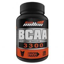 Bcaa 3300mg - 120 Tabletes - New Millen