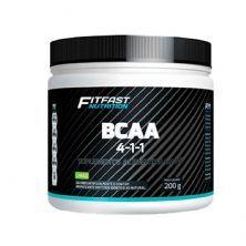 Bcaa 4:1:1 - 200g Limão - Fitfast Nutrition