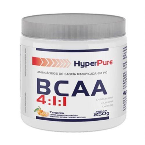 BCAA 4:1:1 - 250g Tangerina - HyperPure no Atacado