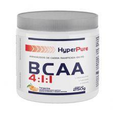 BCAA 4:1:1 - 250g Tangerina - HyperPure
