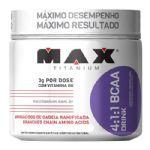 BCAA 4:1:1 Drink Uva - 280g - Max Titanium