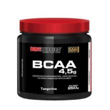BCAA 4.5 Powder - 250g Tangerina - BodyBuilders