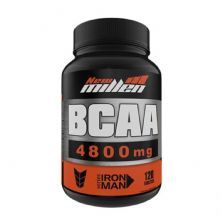 Bcaa 4800mg com Ribose - 120 Tabletes - New Millen