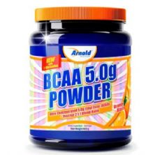 BCAA 5.0g Power - 400g Laranja - Arnold Nutrition