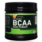 BCAA 5000 Powder - Laranja 380g - Optimum Nutrition no Atacado