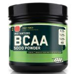 BCAA 5000 Powder - Fruit Punch 380g - Optimum Nutrition no Atacado