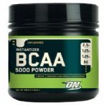 BCAA 5000 Powder - Sem Sabor 345g - Optimum Nutrition