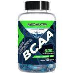 BCAA 500Mg - 120 Cápsulas - NeoNutri