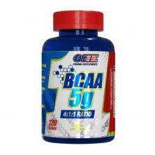 Bcaa 5g 4:1:1 Ratio - 120 Tabletes - One Pharma Supplements