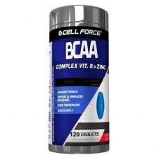 BCAA 6:1:1 - 120 Tablets - Cell Force