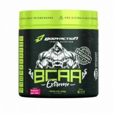 BCAA 8:1:1 Extreme - 150g Guaraná com Açaí - Body Action